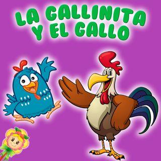 161. La gallinita y el gallo. Cuento infantil de Hada de Fresa para dormir