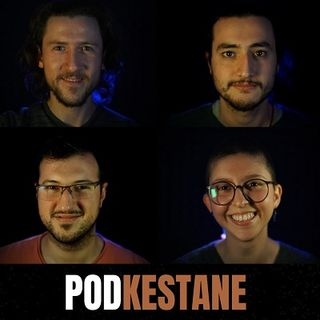 Pod kestane (2.Bölüm) - Youtube Trendleri, Ece Seçkin, Matrix 4, The Witcher, Black Mirror
