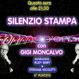 """Forme d'Onda - """"Silenzio Stampa"""" di Gigi Moncalvo - 26/11/2020"""