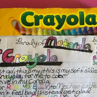 Crayola 🌈 (Parody of Motorola 📞 by Da Beatfreakz, featuring Swarmz, Deno, & Dappy)