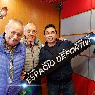 Viernes de Palito y Manuela con Espacio Deportivo de la Tarde 24 de Enero 2020