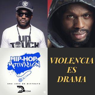Violencia = Drama