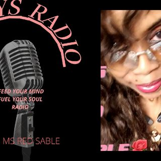 ✨❤FYM_FYS: V.VIEWS W/RED SABLE & THE REFRESHER! #UPSTYLISHLLC #BEGREAT #FAITH