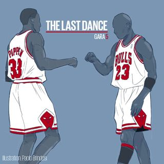 The Last Dance - Gara 5