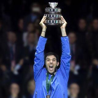 Fede Delbonis sobre la salida de Daniel Orsanic Copa Davis