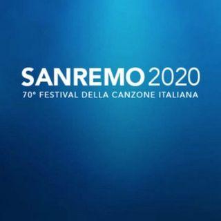 Sanremo 2020 - le canzoni