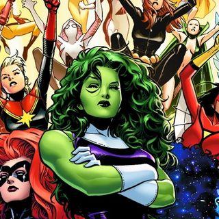 She Hulk Rises?-Avenger's Talk