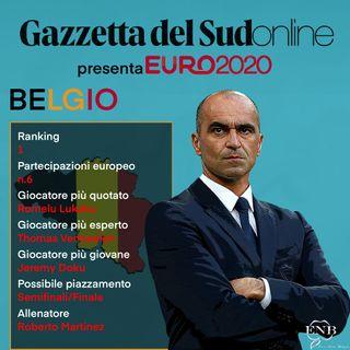 """Euro 2020 Girone B, """"Gazzetta del Sud online presenta"""": il Belgio e un desiderio molto big... Rom"""