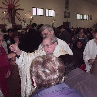 Preghiera di liberazione e chiediamo l'aumento di fede - Padre Matteo La Grua