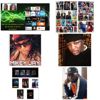The Kevin & Nikee Show  - Mikey Jay aka Mike Varsity - Legendary 2x Grammy Nominee, Actor, Writer,  Screenwriter, Director and Filmmaker