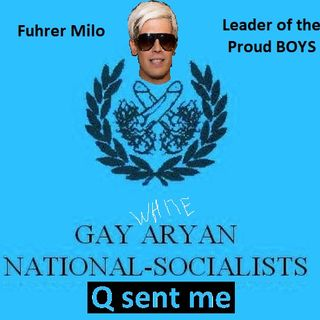 Milo Yiannopoulos Fuck Marry or Deport