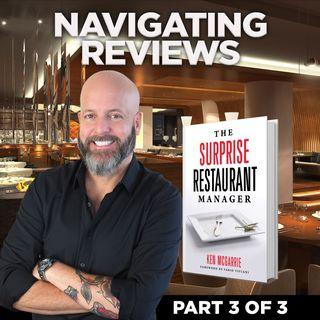 14. Expert Insight for Restaurant Industry Leadership: Navigating Reviews | Ken McGarrie