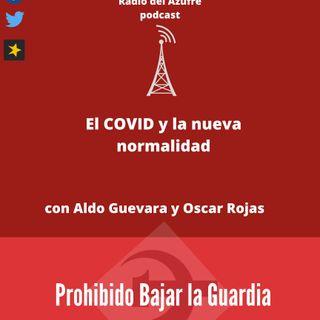 Prohibido Bajar la Guardia con Aldo Guevara