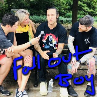 A Fall Out Boy chat and a trip to Barbados!