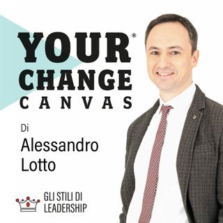 Your Change Canvas • Carta 2B - Gli stili di leadership