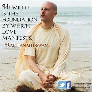 Radhanath Swami Joins Sister Jenna on the America Meditating Radio Show