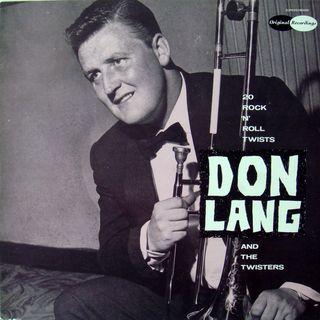Don Lang & His Frantic Five - six five special