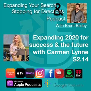 Expanding 2020 for success & plan for the future you want w/Carmen Lynne S 2.14