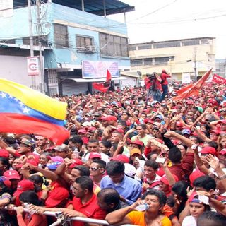 Solidaridad Inmigrante a Revolucion Bolivariana