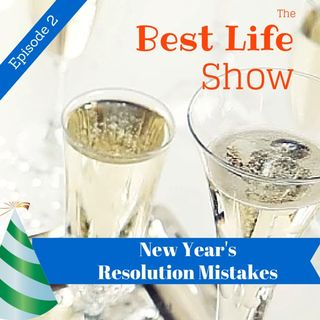 Common New Year's Resolution Mistakes