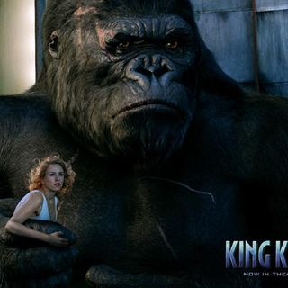 King Kong Decoded by Dyce The P
