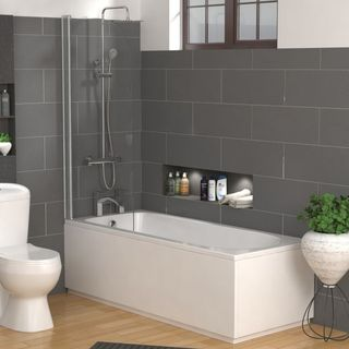 A guide to choosing straight baths for your washroom