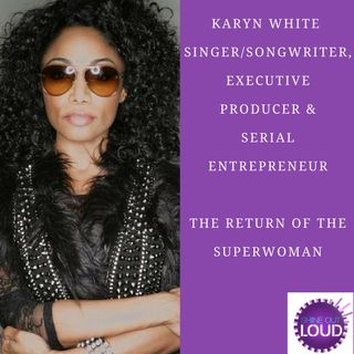 Superwoman Karyn White taking on the Gale and Storm!