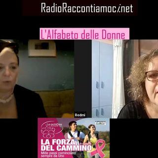 AlfabetoDelleDonne M come Malattia - Cristina Monteburini si RadioRacconta a Simona Tonini