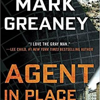 Mark Greaney Agent In Place