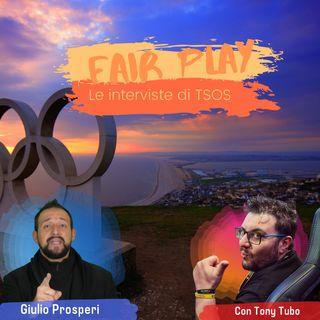 Tony Tubo: Fair play - Le interviste di TSOS