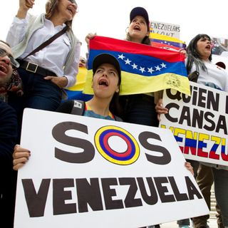 Venezuela está empujando al hambre a decenas de personas