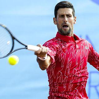 """Djokovic beffato da suo """"Corona tour"""""""