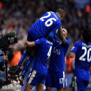 Leicester City Podcast - Foxes Score FOUR
