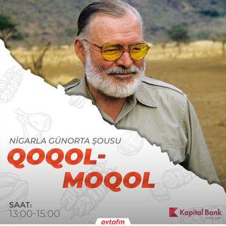 Ernest Hemingway-in ən sevdiyi yeməklər | Qoqol-moqol #27
