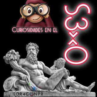 Curiosidades en el S3x0 (S2-Ep015)