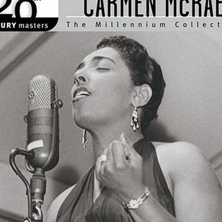 hornemusic episode #23: Captain Courageous, CARMEN MCRAE!