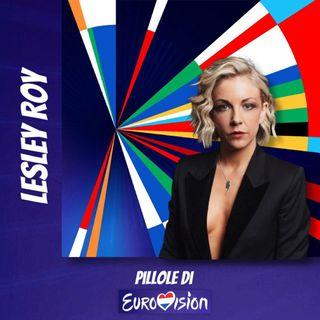 Pillole di Eurovision: Ep. 7 Lesley Roy