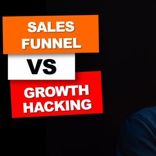 11. Sales funnel VS. growth hacking