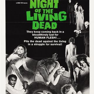 AOTBM podcast - 43 - Night of the Living Dead