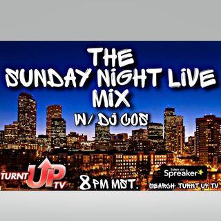 The Sunday Night Live mix w/ DJ COS 3-29-20