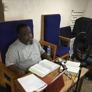 Episode 192 - God's Day with Lady Aunqunic Collins - Tuesday Night Bible Study on 9.15.2020 - Part 4