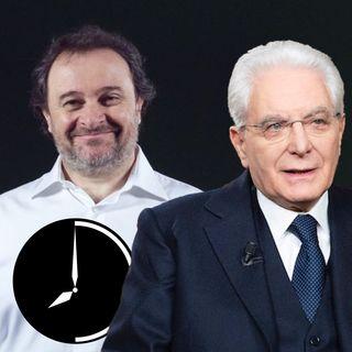 Mattarella VS Balasso nel discorso di fine anno