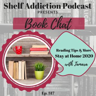 Stay at Home 2020 | Book Chat