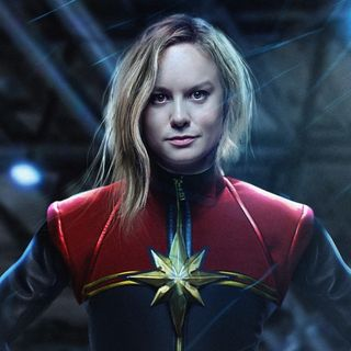 Who is Captain Marvel??? Listen for Answers!!