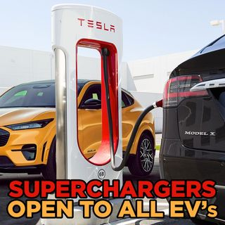 223. Tesla Superchargers Are Opening To Other EV's | w/ BestInTESLA