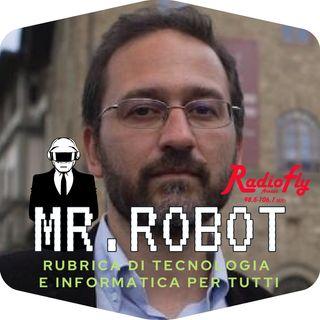 MrRobot a cura di Leonardo Cappello|The Human Project
