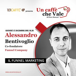 Alessandro Bentivoglio: Il Funnel Marketing