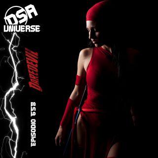 658 - ¿Es Elektra mejor Daredevil que Matt Murdock?