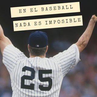 Discapacitados en el baseball: Milagros y perseverancia
