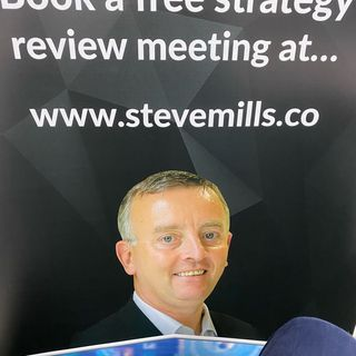 STEVE MILLS RESULTS PODCAST - Social proofing your business